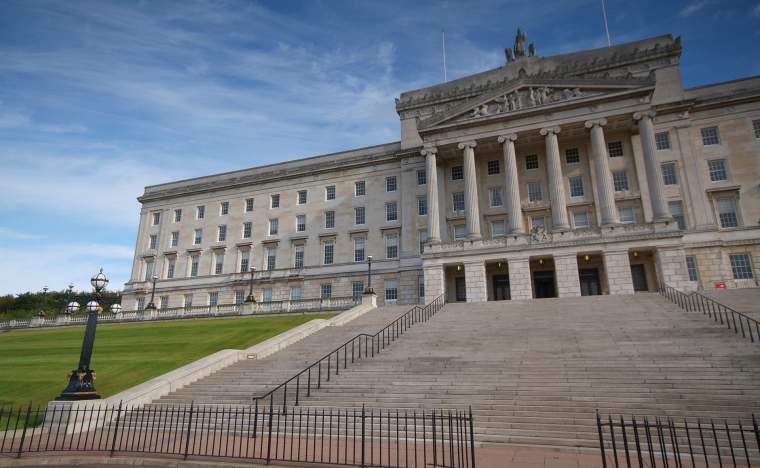 Stormont Parliament Buildings 2 Tourism Ireland
