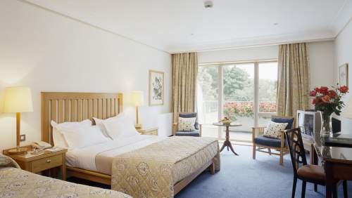 Ballymascalon House Hotel twin