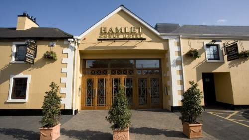 Hamlet Court Hotel exterior