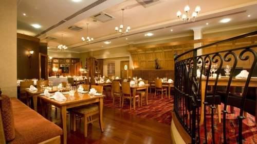 Hamlet Court Hotel restaurant
