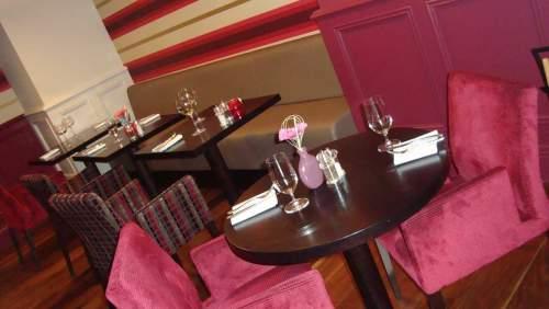 Park View Hotel restaurant