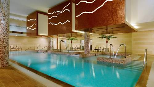 Sheraton Hotel Athlone pool