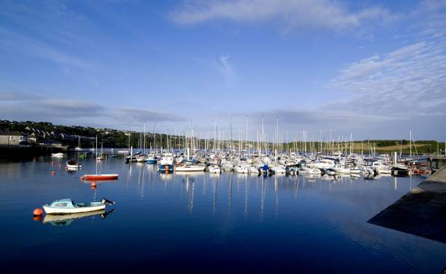 Kinsale Harbour Cork Chris Hill Tourism Ireland