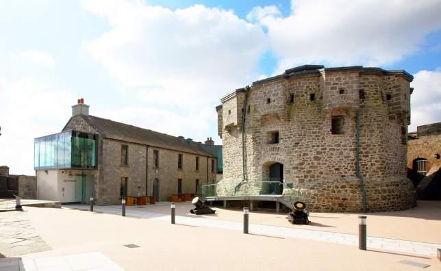 Athlone Castle http www heritageisland 1