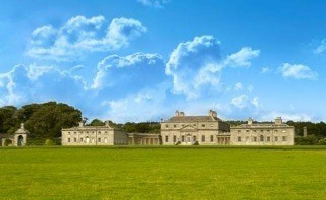 Russborough House Exterior