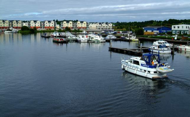The Marina Carrick on Shannon Tourism Ireland