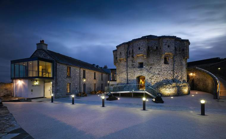 Athlone Castle http www heritageisland 2