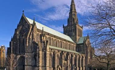 Glasgows-cathedral-view