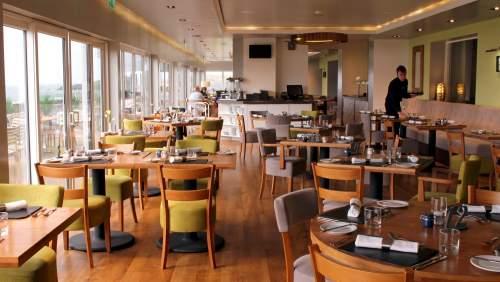 Cliff Hotel restaurant