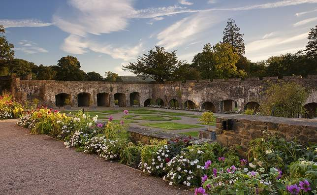 Cloister Garden c Aberglasney Gardens Nigel Mc Call